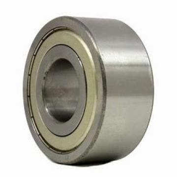 32 mm x 58 mm x 17 mm  LS GAC32T Rolamentos simples