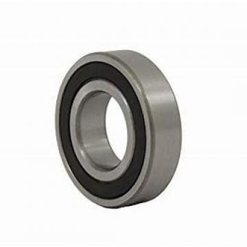 105 mm x 190 mm x 36 mm  ISO N221 Rolamentos cilíndricos