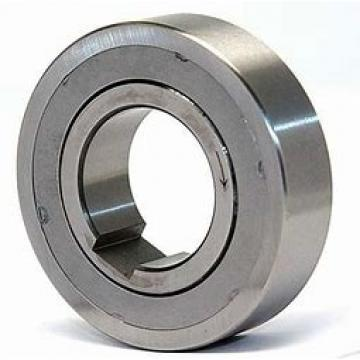 30 mm x 62 mm x 16 mm  ISO NJ206 Rolamentos cilíndricos